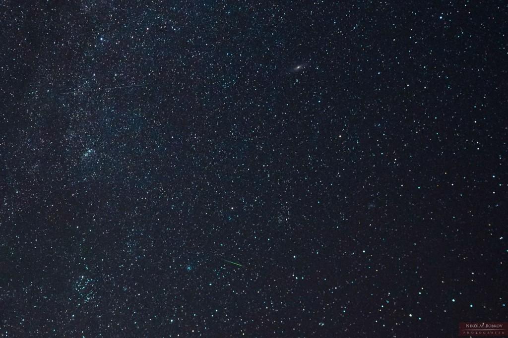 Астрономия в Коврове - Звездопад 01