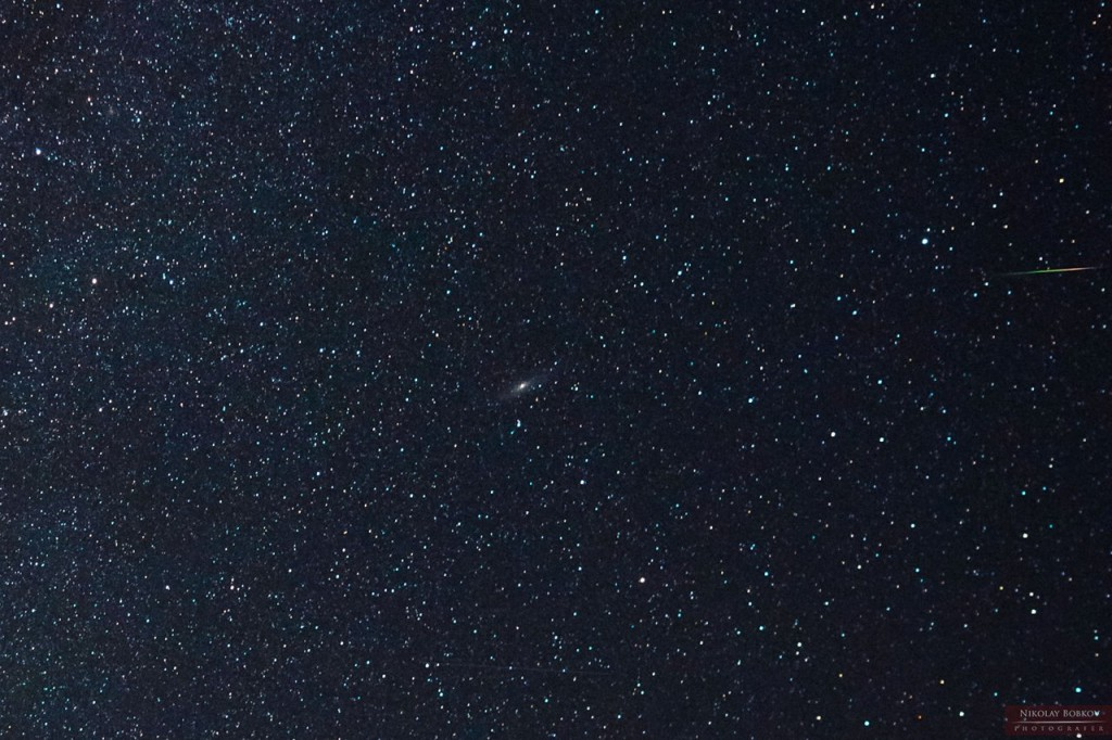 Астрономия в Коврове - Звездопад 02