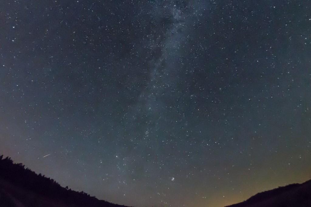 Астрономия в Коврове - Звездопад 03