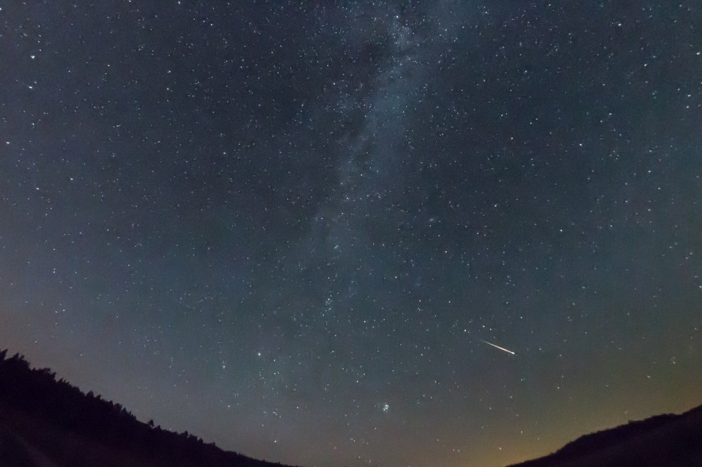 Астрономия в Коврове - Звездопад 04