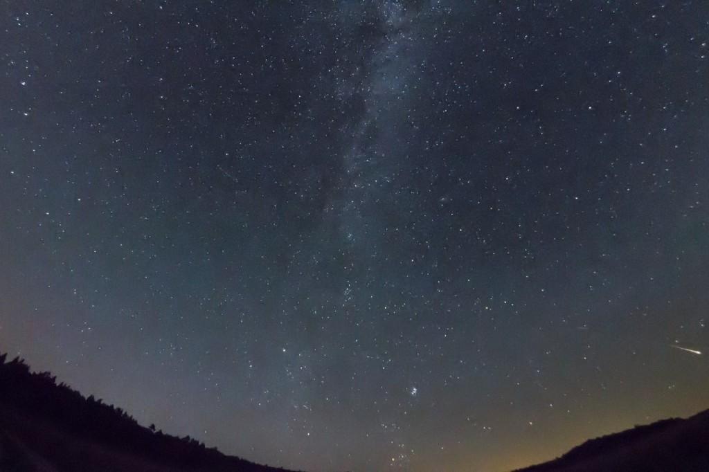 Астрономия в Коврове - Звездопад 05