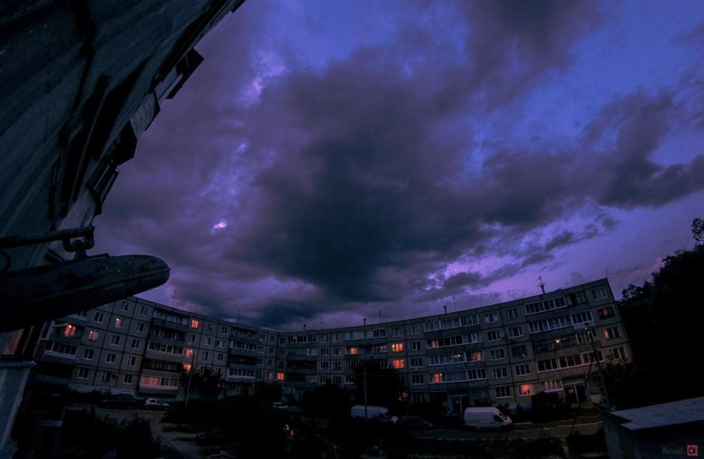 Атмосферный Гусь-Хрустальный 08