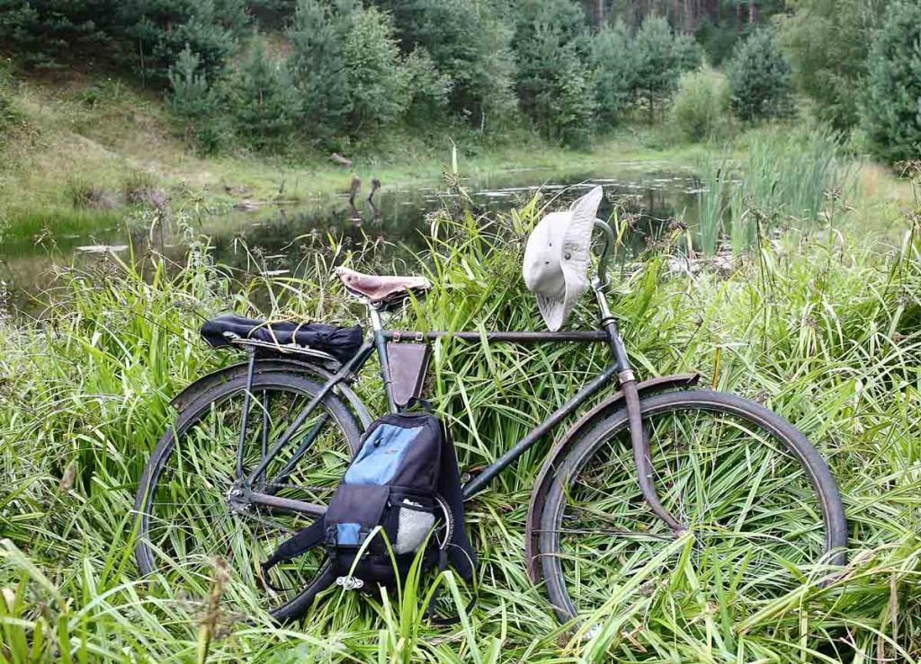 Велосипедные прогулки по Ковровскому району 01