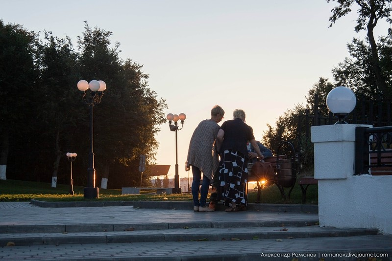 Вечер во Владимире 1