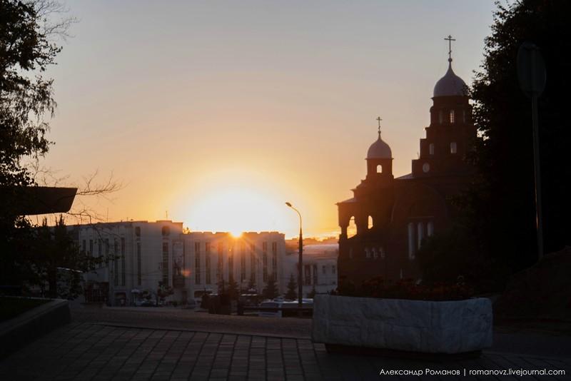 Вечер во Владимире 10