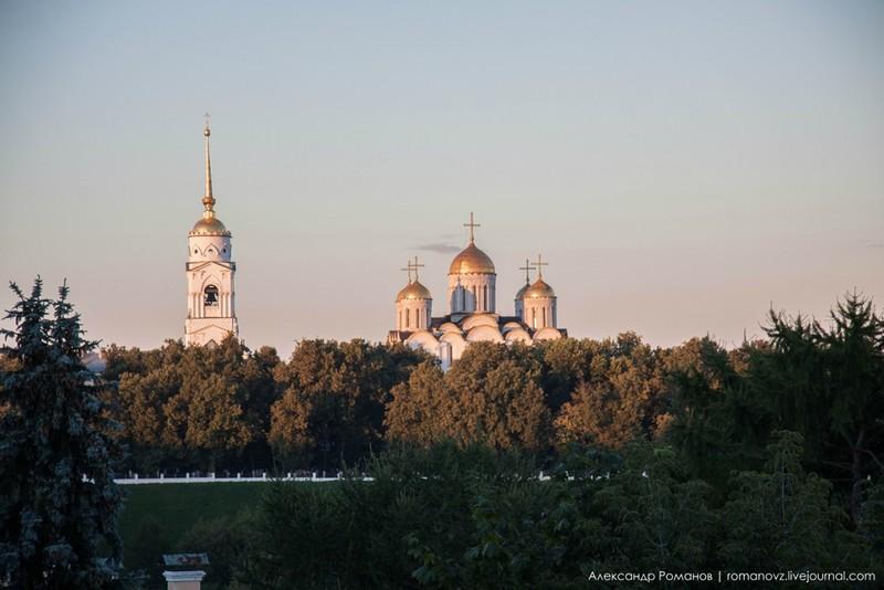 Вечер во Владимире 4