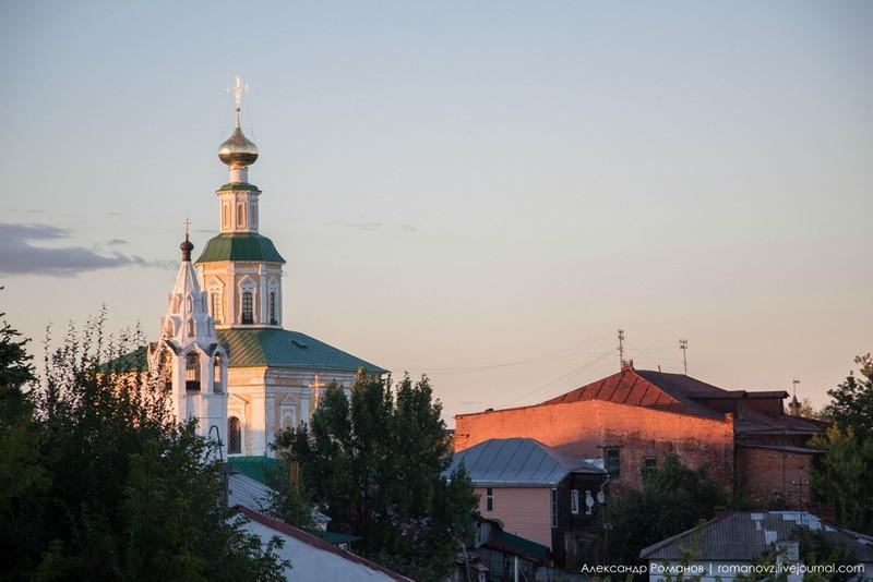 Вечер во Владимире 5