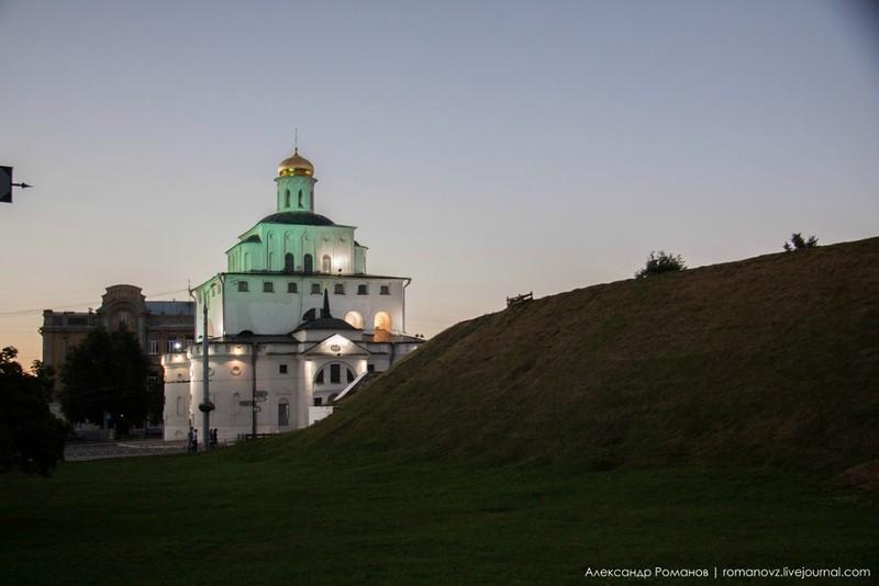 Вечер во Владимире 7