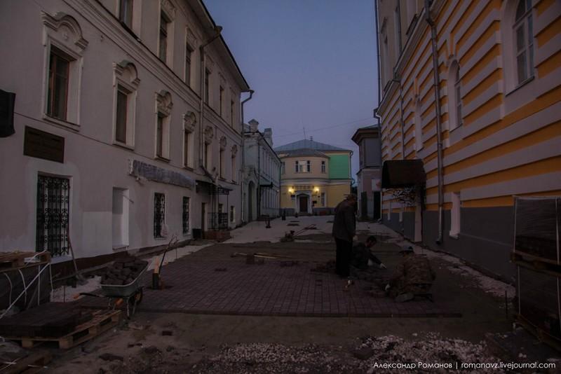 Вечер во Владимире 8
