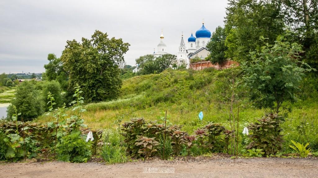 Виды Боголюбского монастыря 02