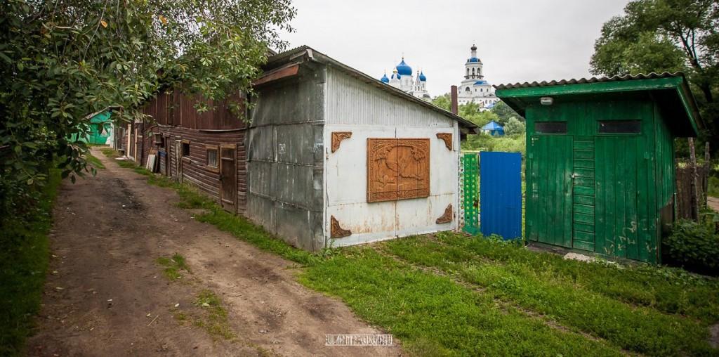 Виды Боголюбского монастыря 03