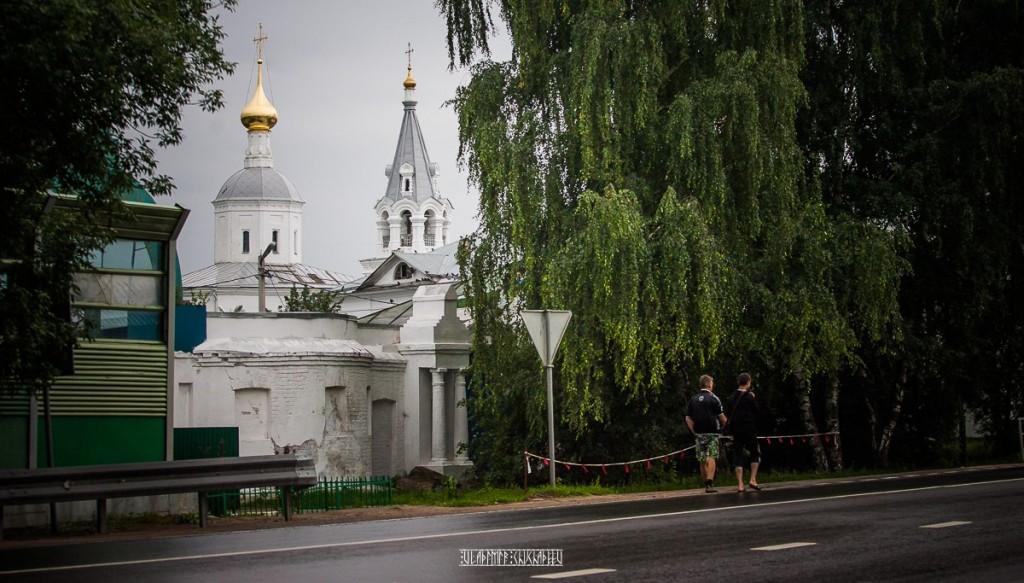 Виды Боголюбского монастыря 04
