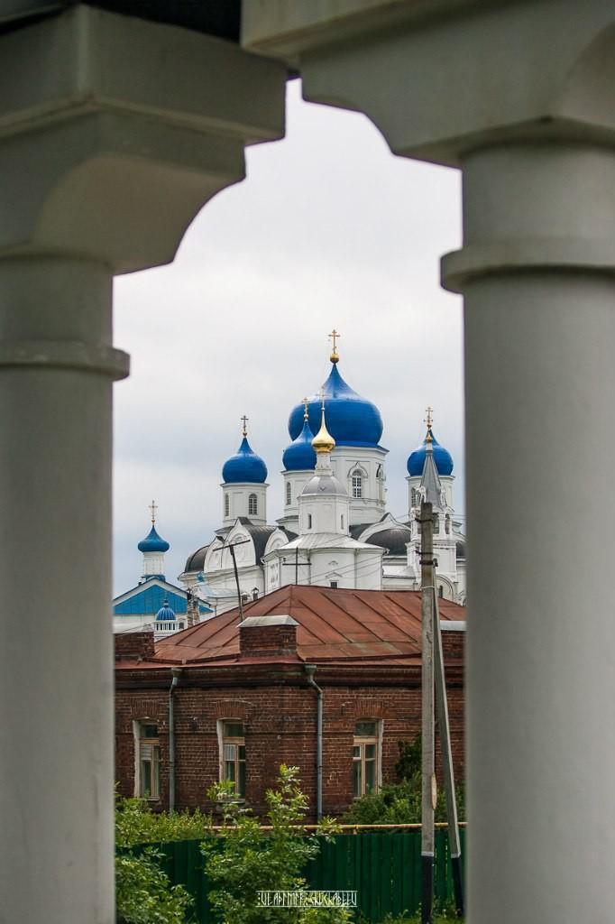 Виды Боголюбского монастыря 05