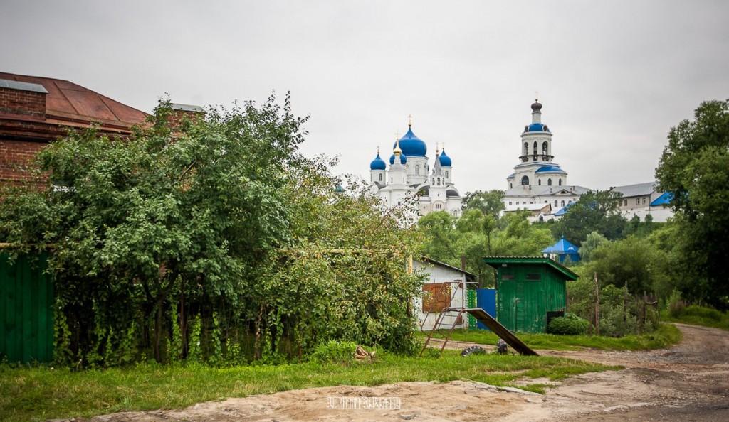 Виды Боголюбского монастыря 07