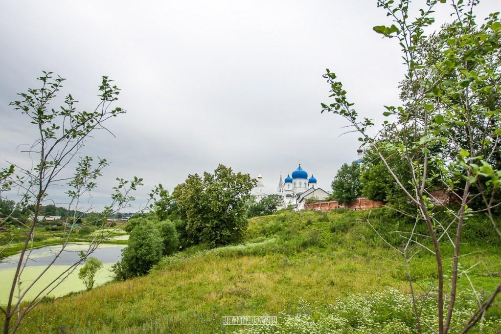 Виды Боголюбского монастыря 08