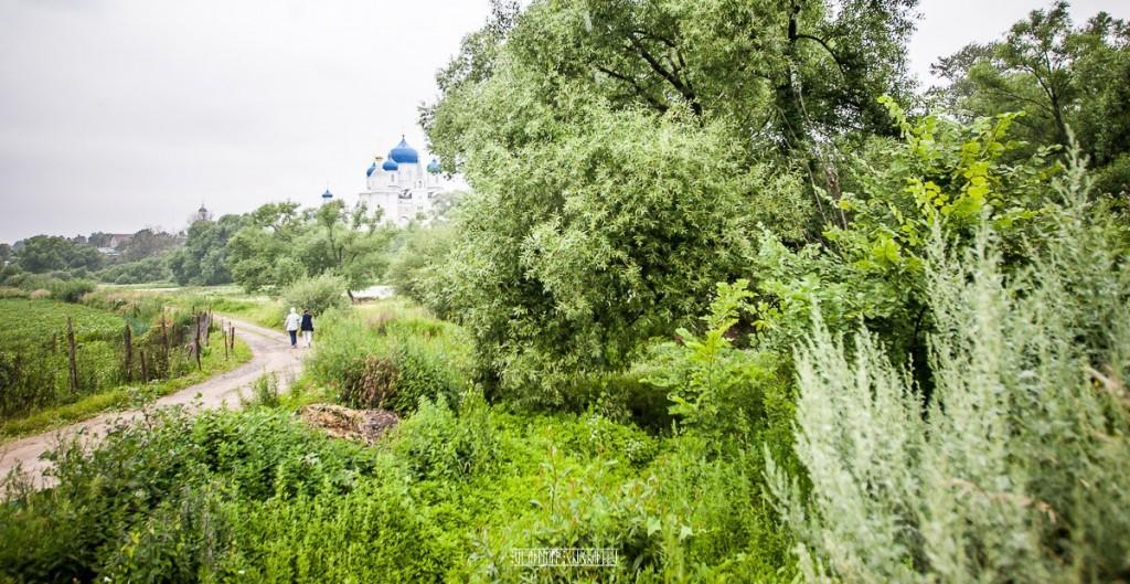Виды Боголюбского монастыря 09