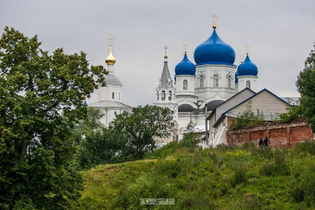 Виды Боголюбского монастыря 10