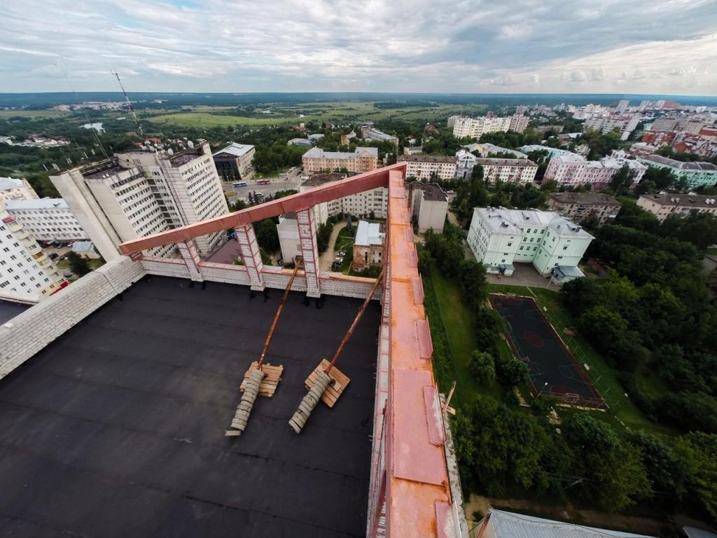 Виды Владимира с высоты 03