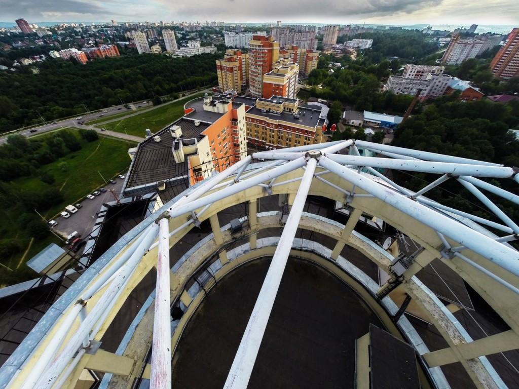 Виды Владимира с высоты 05