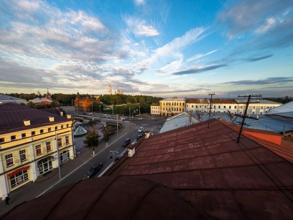 Виды Владимира с высоты 07