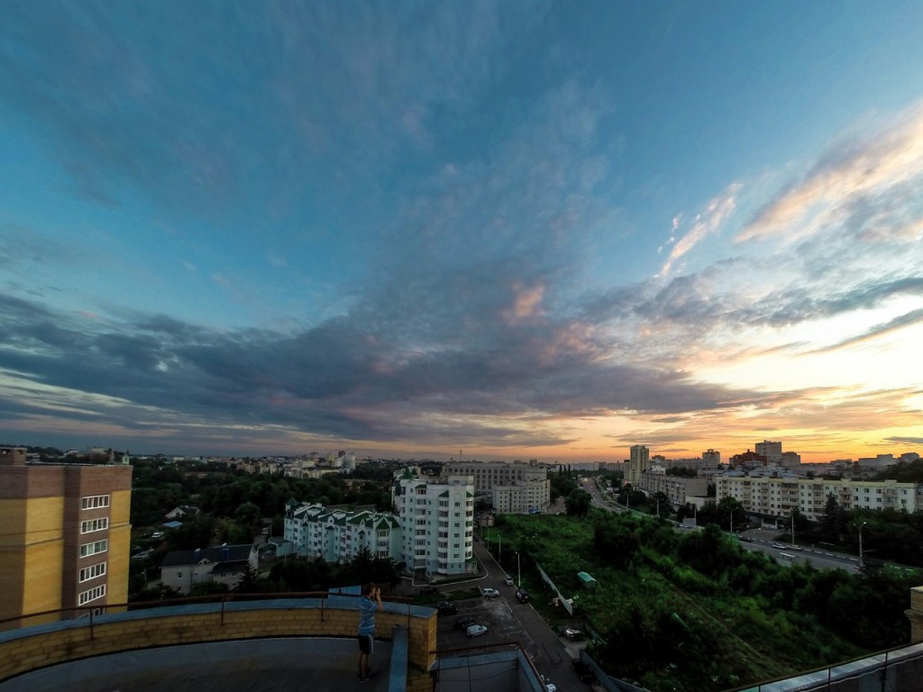 Виды Владимира с высоты 08