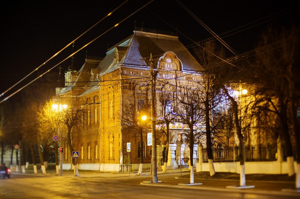 Владимиро-Суздальский музей заповедник