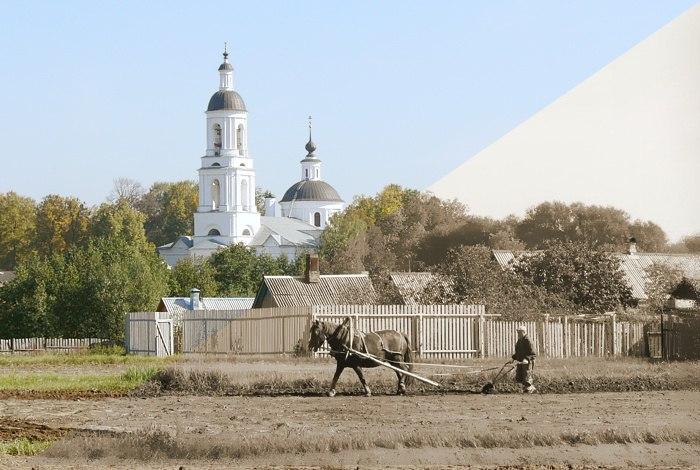 Владимирская область, Киржачский район, с. Филипповское