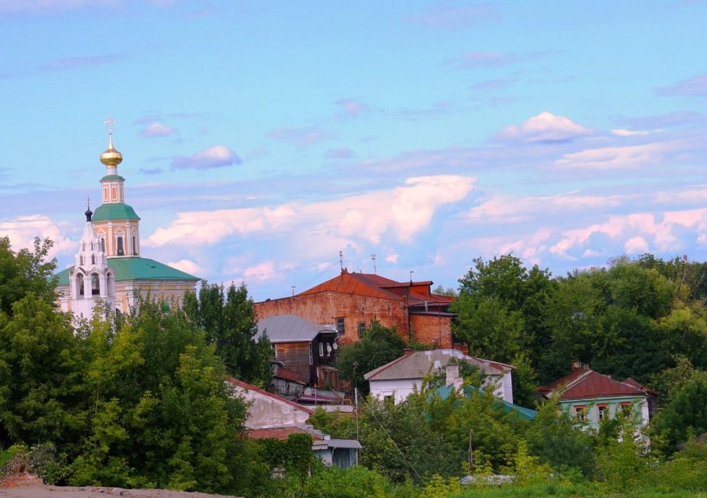 Владимирские пейзажи