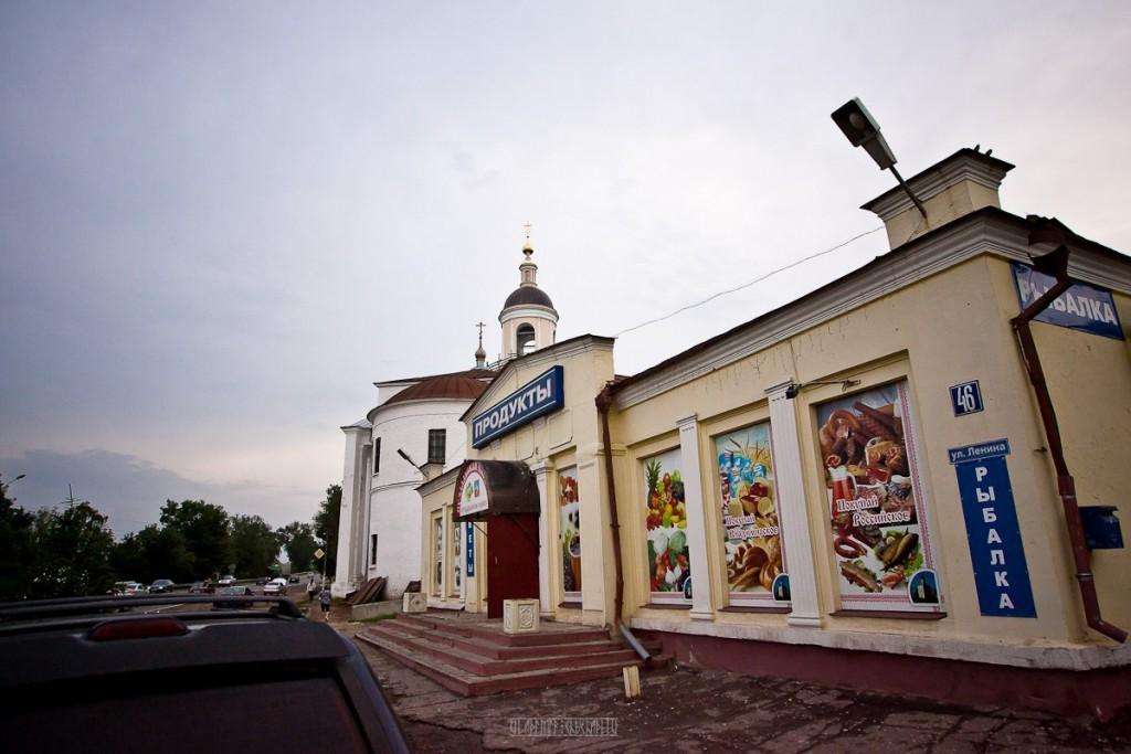 Владимир и Боголюбово Владимира Чучадеева 03