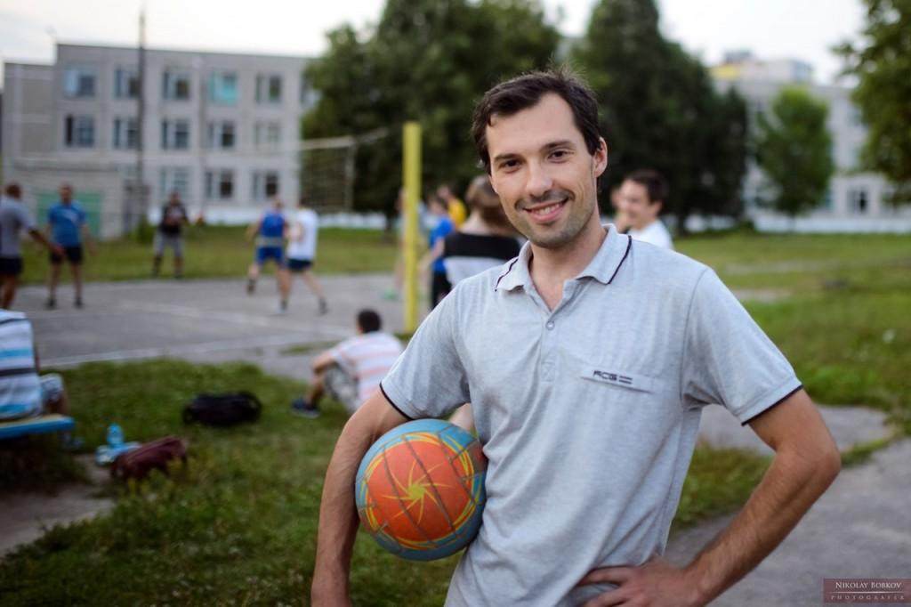 Волейбол в Коврове 1