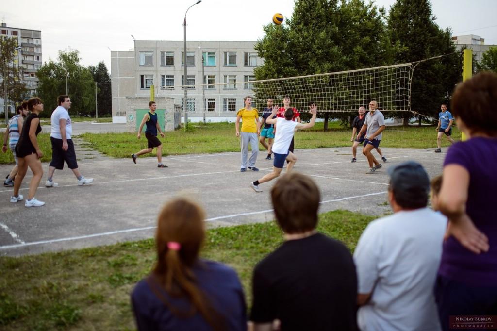 Волейбол в Коврове 10