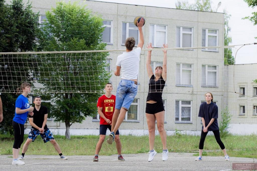 Волейбол в Коврове 3