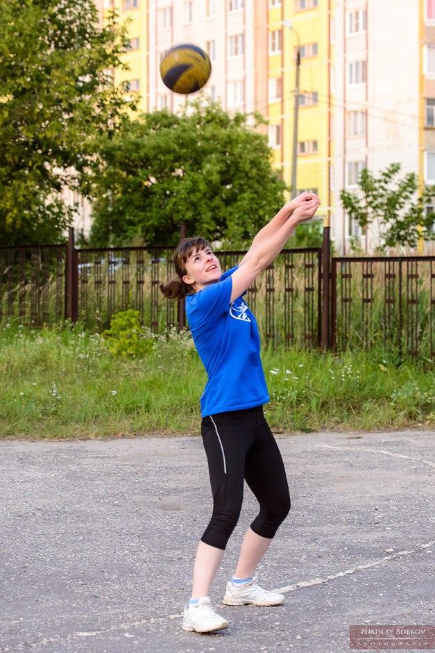 Волейбол в Коврове 4