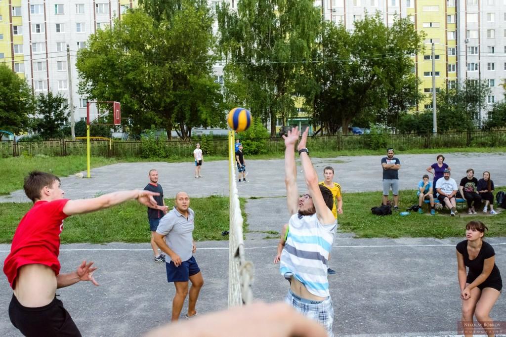 Волейбол в Коврове 5