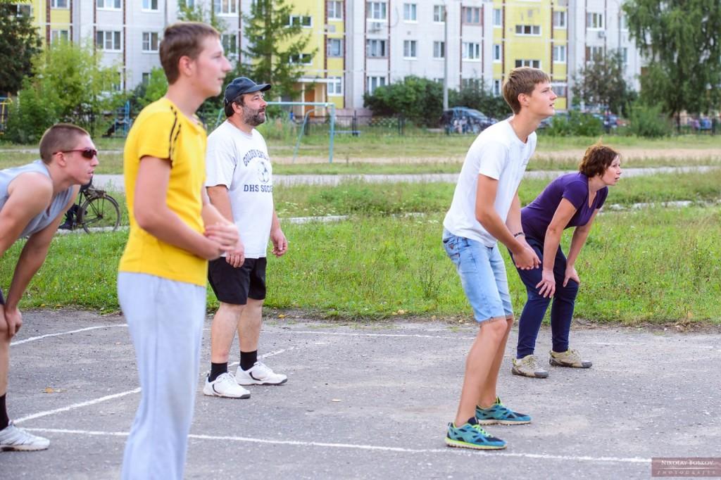 Волейбол в Коврове 6