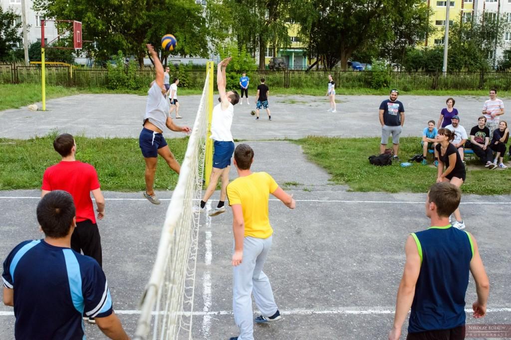 Волейбол в Коврове 8