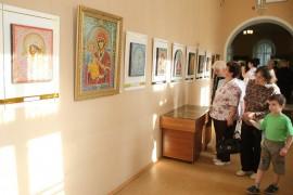 Выставка «Ковровская иконопись ХХI века»