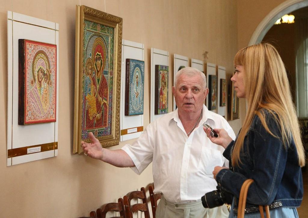 Выставка Ковровская иконопись ХХI века 02