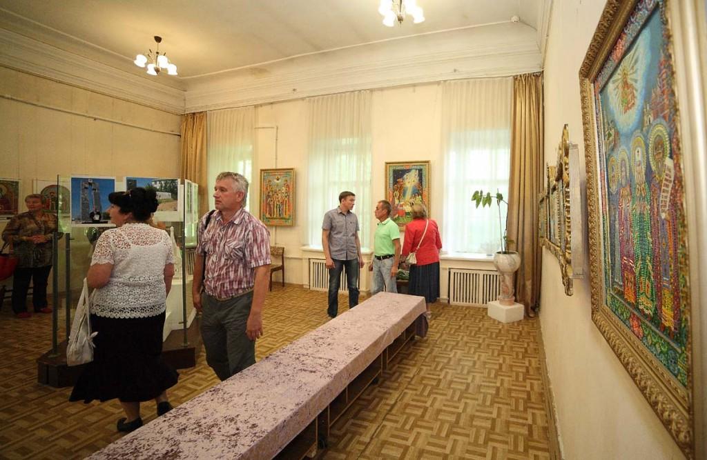 Выставка Ковровская иконопись ХХI века 05