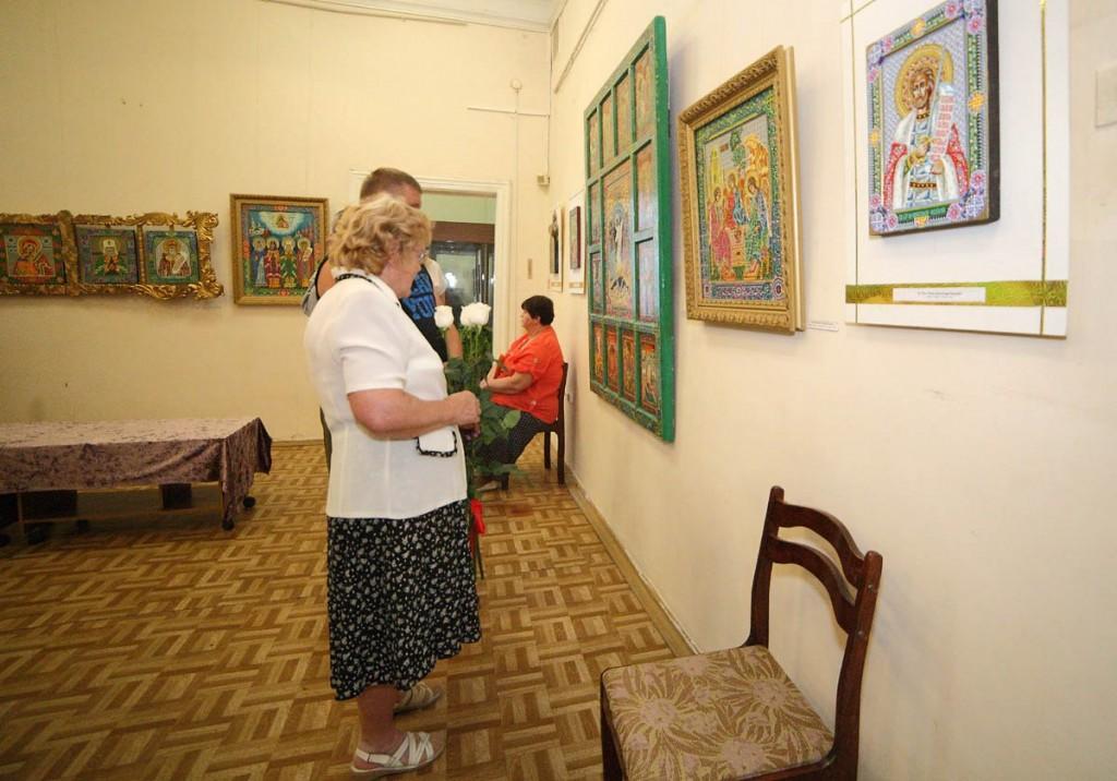 Выставка Ковровская иконопись ХХI века 06