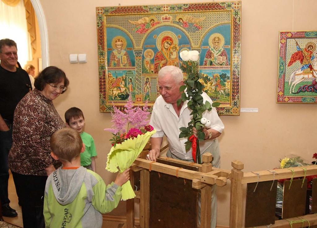 Выставка Ковровская иконопись ХХI века 09