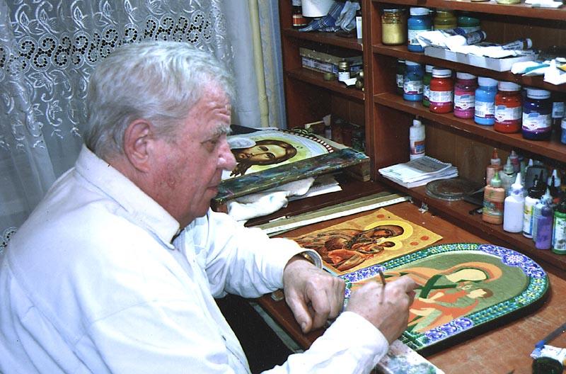 Выставка Тихомирова В.А. в Коврове 01