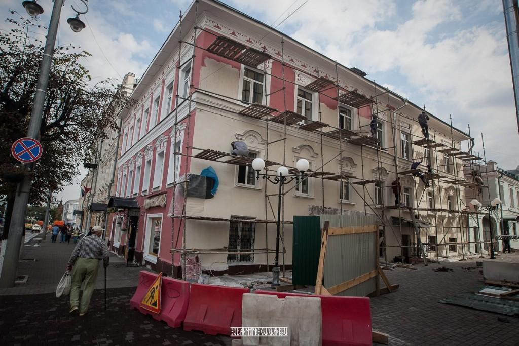 Георгиевская улица и Спасский холм 01