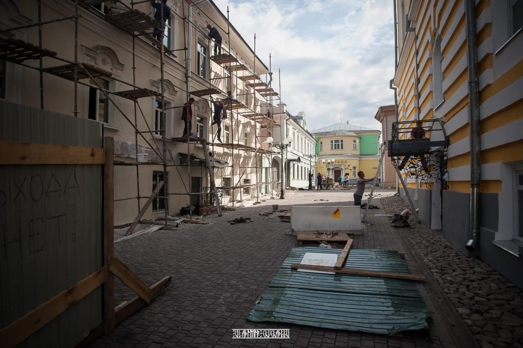 Георгиевская улица и Спасский холм 02