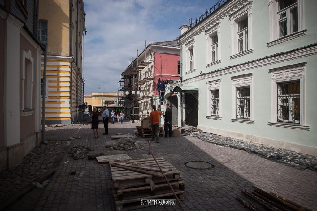 Георгиевская улица и Спасский холм 03