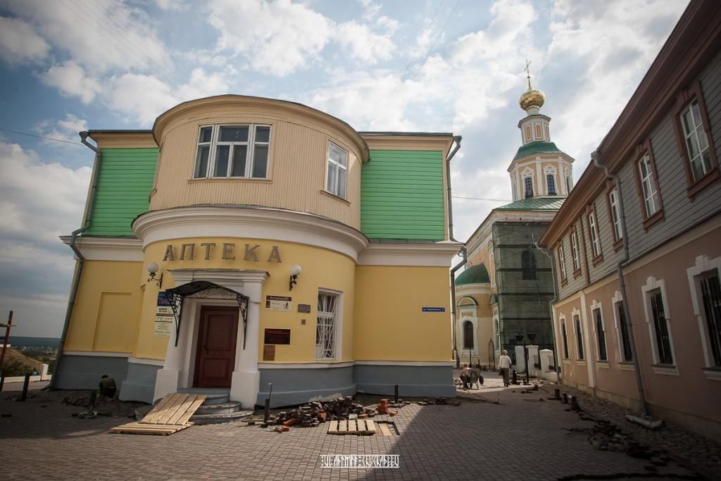Георгиевская улица и Спасский холм 04