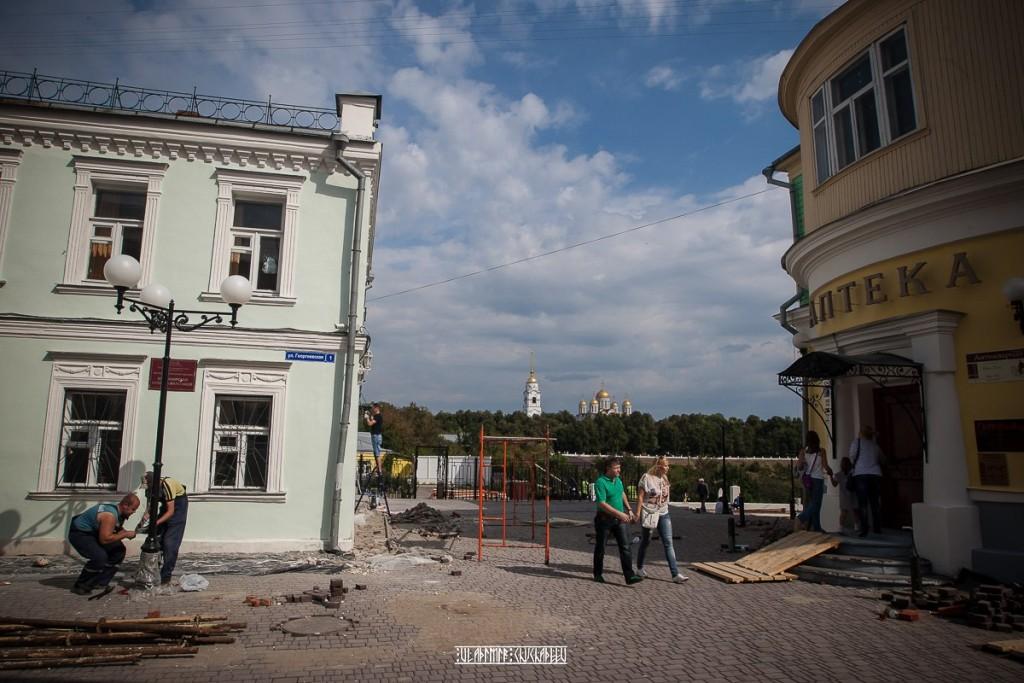 Георгиевская улица и Спасский холм 05