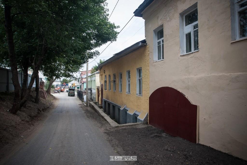 Георгиевская улица и Спасский холм 13