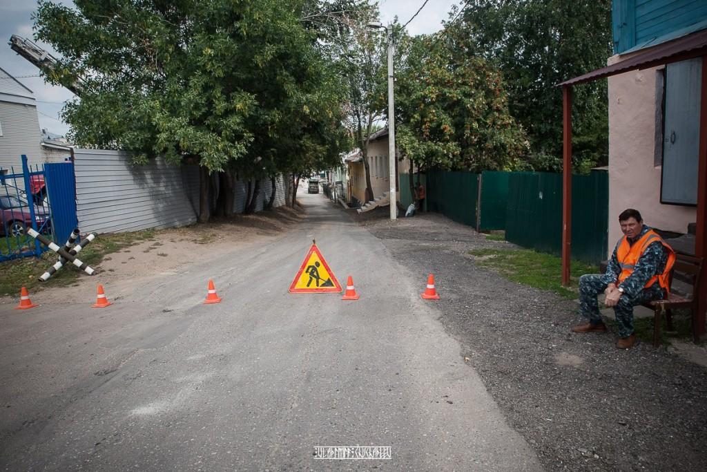 Георгиевская улица и Спасский холм 14