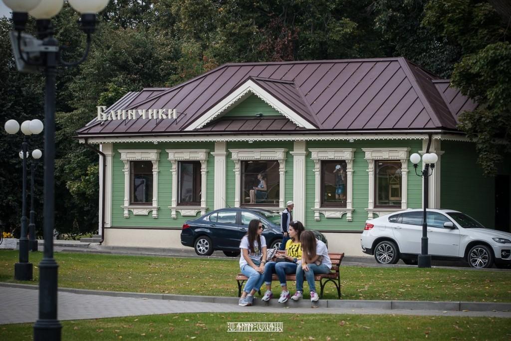 Георгиевская улица и Спасский холм 16